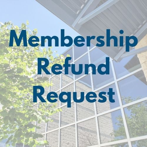 Membership refund request