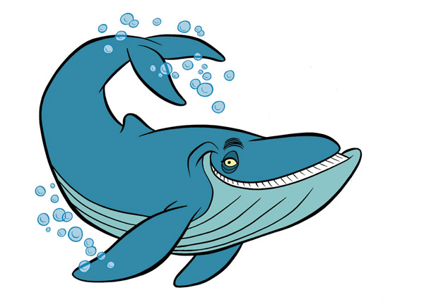 Whale Level Logo