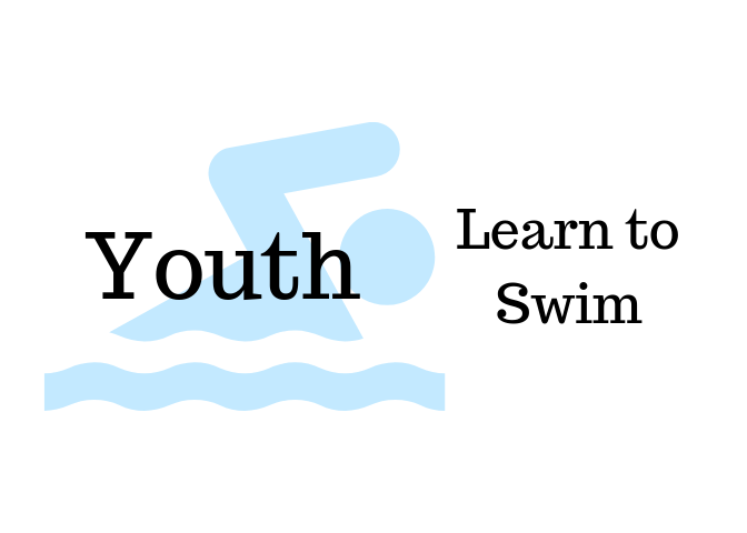 Youth Learn to Swim Logo